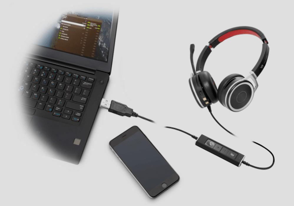 Tai nghe Call center VT X200 (Mono) tai nghe 1 bên tai
